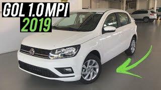 Avaliação | Novo Volkswagen Gol 1.0 MPI TotalFlex 2019 | Curiosidade Automotiva®