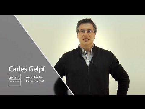 BIM - Carles Gelpí - 2BMFG Arquitectes - Beyond Building Barcelona