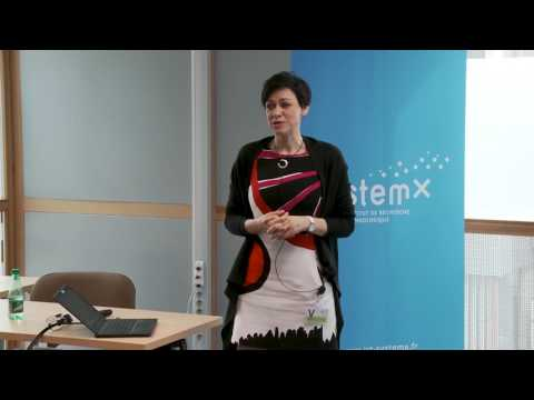 Seminar@SystemX - Alexandra Millonig - The Human Factor of Successful Mobility Solutions