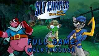Sly Cooper - Full Game - All Bottles Walkthrough