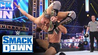 Daniel Bryan vs. Cesaro: SmackDown, Feb. 5, 2021