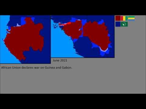 Alternate Wars - Guinea War - Every Two Days