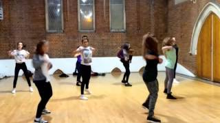 Remember you Wiz Khalifa - Give into Dance Class