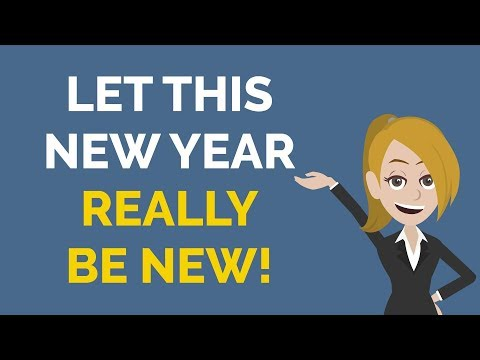 Abraham Hicks ~ Let This New Year Really Be New!