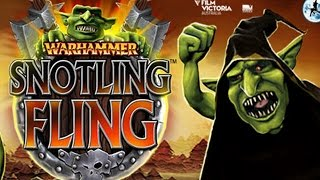 Warhammer Snotling Fling Official Trailer - iOS/Android