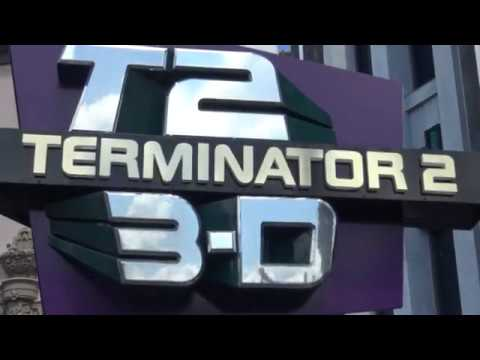 [4K] Terminator 2: 3D ULTIMATE EXPERIENCE at Universal Studios Florida IN 3D AUDIO