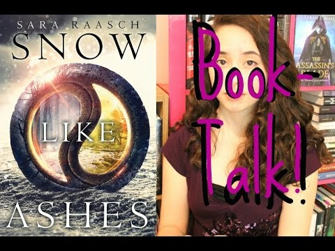 Snow Like Ashes Book-Talk