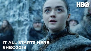 HBO 2019 Coming Soon Teaser Trailer | Game Of Thrones Season 8 And More...