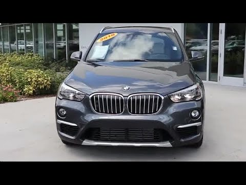 Bert Smith Bmw >> 2018 Bmw X1 Sdrive28i Suv St Petersburg Tampa Clearwater