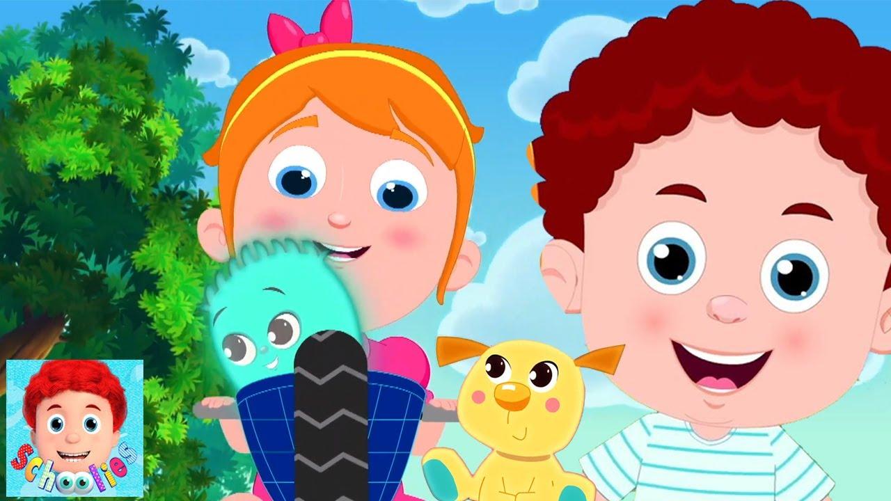 Hewan peliharaan ajaib | Lagu anak anak | Animasi | Schoolies Indonesia | Bayi sajak