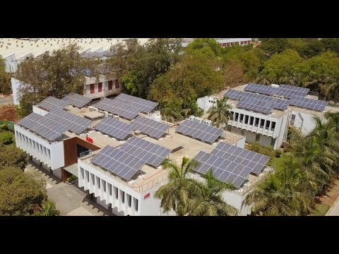 ABB powers manufacturing campus in India using battery-based microgrid and solar energy