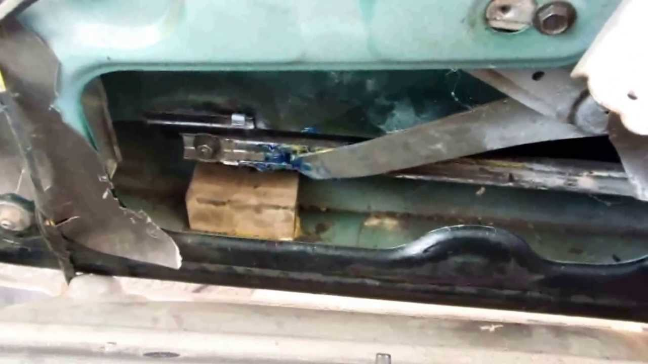 medium resolution of chrysler sebring convertible window off track fix 96 00