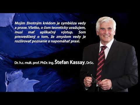 Príhovor profesora Štefana Kassaya