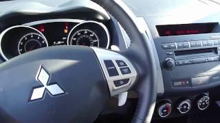 2010 Mitsubishi Outlander - Bluetooth programming