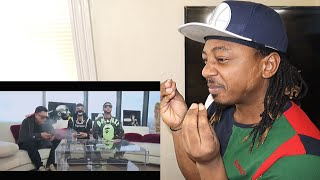 THEY GETTING MONEY!! | Ovi x Natanael Cano - Pacas Verdes [Official Video] (REACTION!!)