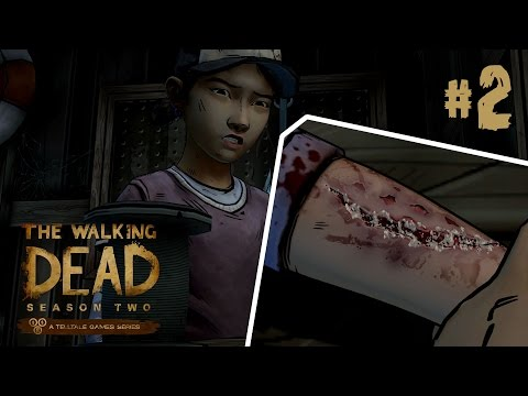 STITCHES - The Walking Dead Season 2 Ep.1 Part 2