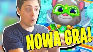 NOWA GRA O KOTKU TOMIE! - Talking Tom Hero Dash