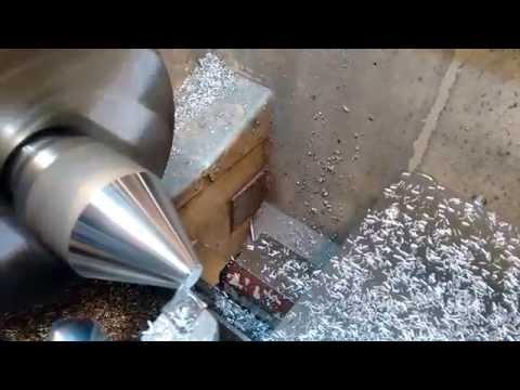 CNC lathe conversion AL960