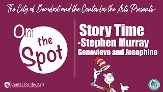 Story Time with Stephen Murray
