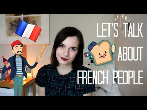 знакомство с французскими мужчинами