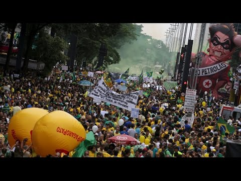 Greenwald: Brazil's media 'incited protests,' favored Rousseff's impeachment from start