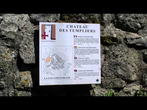 La Couvertoirade (France-Aveyron)