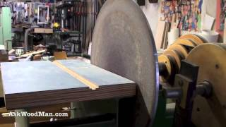 How To Make Simple Push Sticks For Shop Safety - 2 Of 2