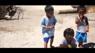 Typhoon Haiyan Response - Humanity First Builds Schools & Shelters on Remote Islands