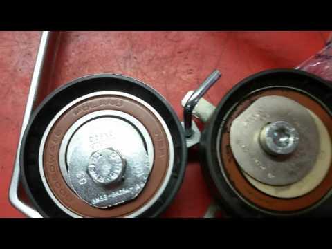 Ford Kuga 2 1.6 Ecoboost замена ремня грм !