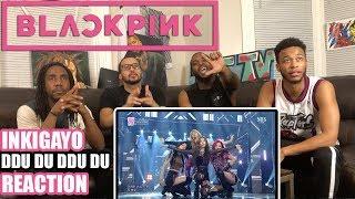 BLACKPINK - '뚜두뚜두 (DDU-DU DDU-DU)' 0701 SBS INKIGAYO REACTION/REVIEW