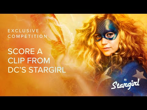 Exclusive Competition: Score a clip from DC's Stargirl