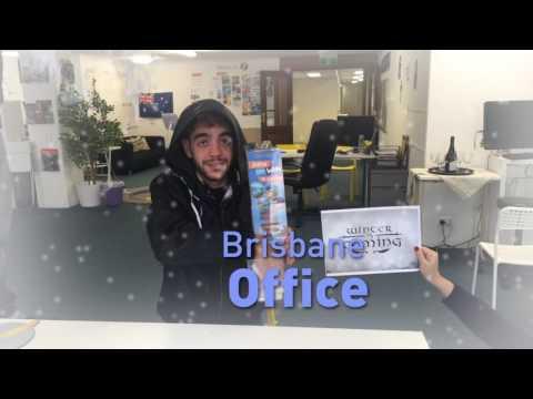 Snow Trip WINNERS (Brisbane Office)