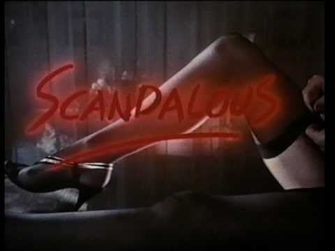 Scandalous (1984) Roadshow Home Video Australia Trailer