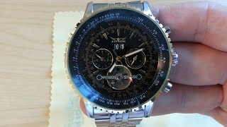 Jaragar Aviator Tourbillon Watch - Review