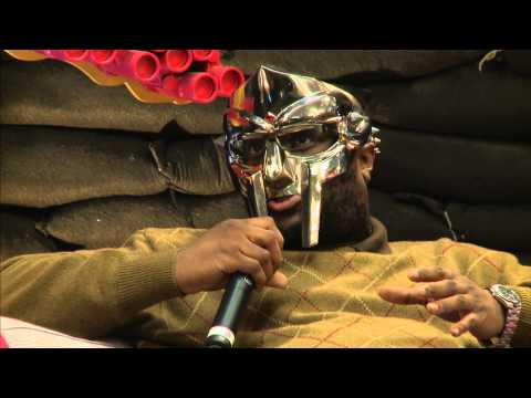 DOOM talks about his lyrical style