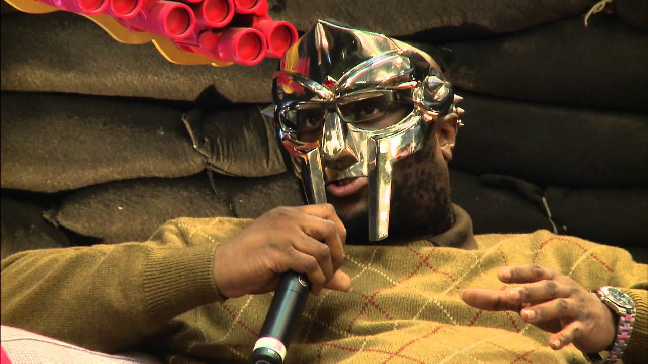 MF DOOM Talks About His Lyrical Style | Red Bull Music Academy