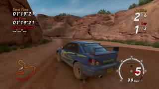 Sega Rally Revo: Subaru Impreza