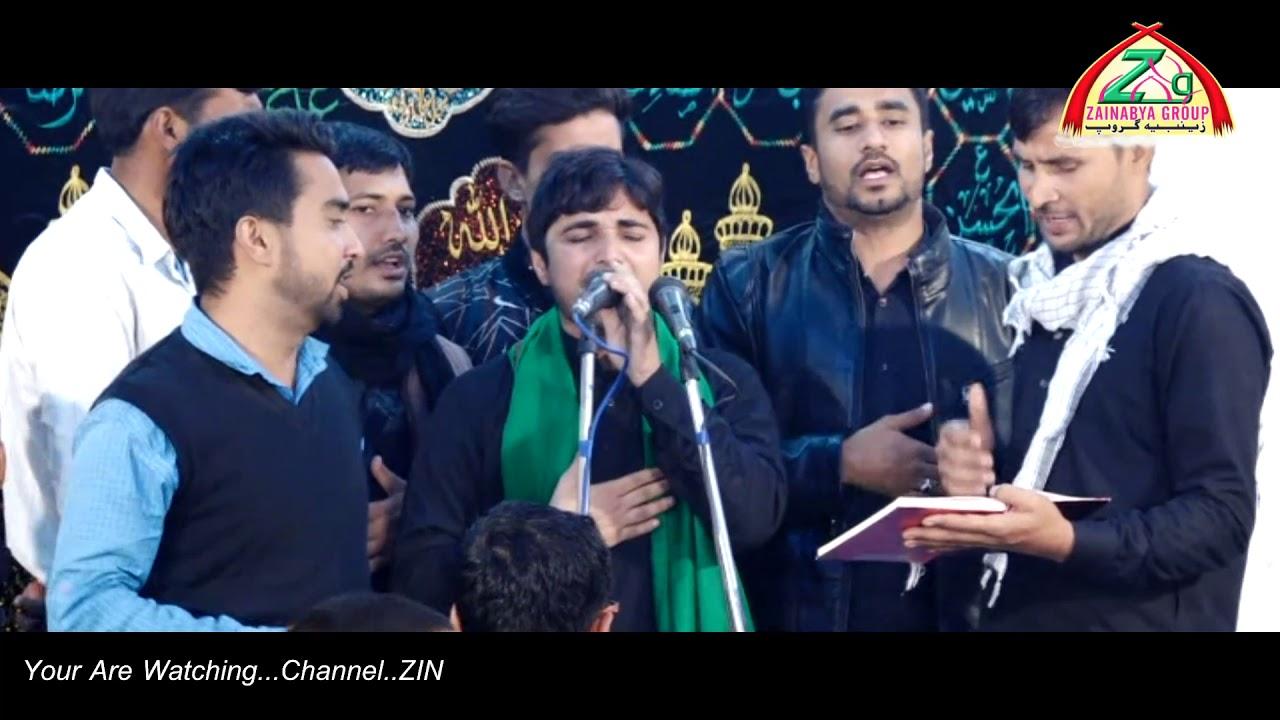 18 Kashif Mahir Muzaffarnagari   Kahti thien Ran Mein Fatima Zehra s a  Jagah Jagah