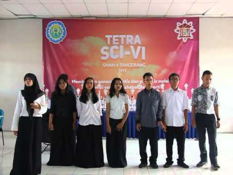 Vocal Group SMAN 4 Tangerang - Sempurna