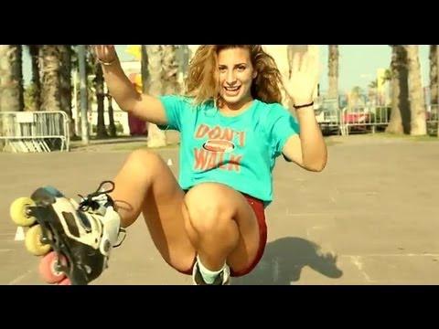 Inercia Slalom Team - Amalia Jiménez  - Freestyle slalom