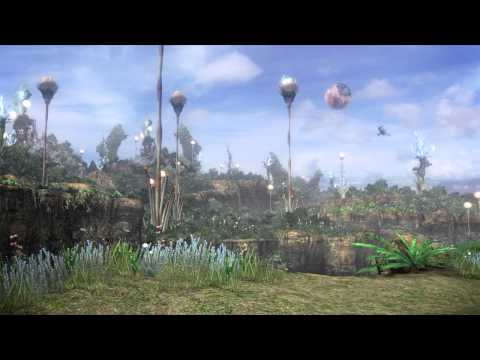 Final Fantasy XIII  The Yaschas Massif Extended HD