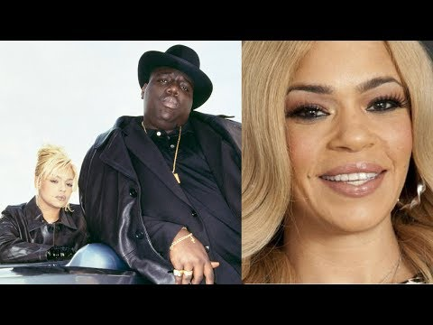 Faith Evans TELLS ALL saying she ATE the NOTORIOUS BIGs A$$ and more HILARIOUS SHOCKING details!