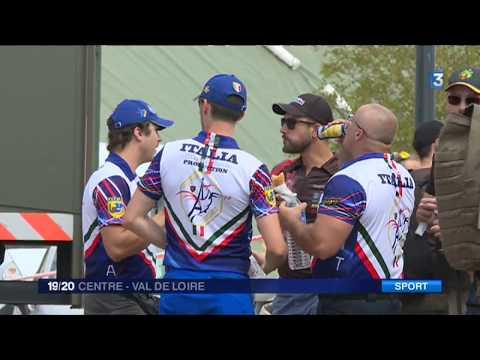 Châteauroux accueille les championnats du monde de tir sportif de vitesse