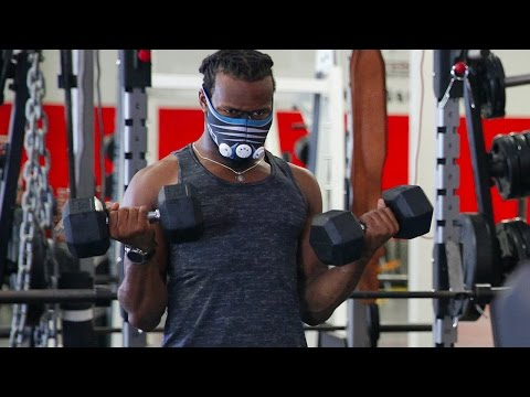 Inside Josh Norman's Extreme Workout | NFL Up!