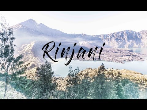 Rinjani - Superb View From 3726m (HD GoPro Hero 4 & Sony A6000)