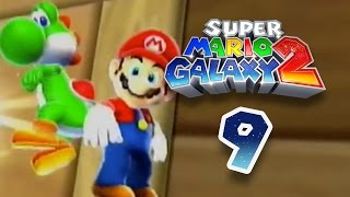 Super Mario Galaxy 2 -09- Take a Big Bite