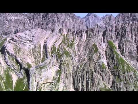 Doku Reihe Die Alpen von oben: Vom Allgäu ins Montafon