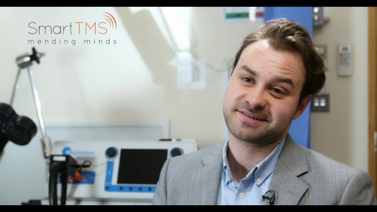 How TMS Treatment Changed My Life - Freddie's Smart TMS Story