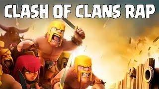 LETRA Y DESCARGA Clash of Clans RAP - Santaflow