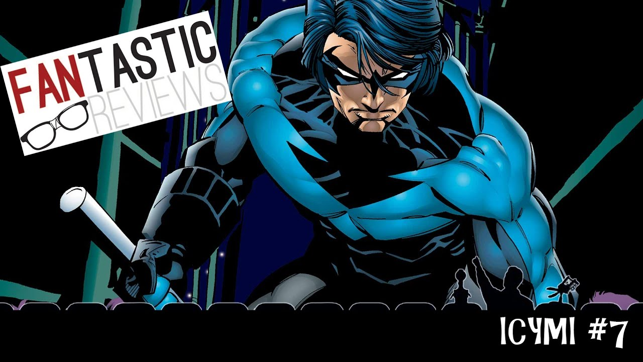 Download ICYMI #7 -- MST3K is coming back!   Possible Nightwing movie?